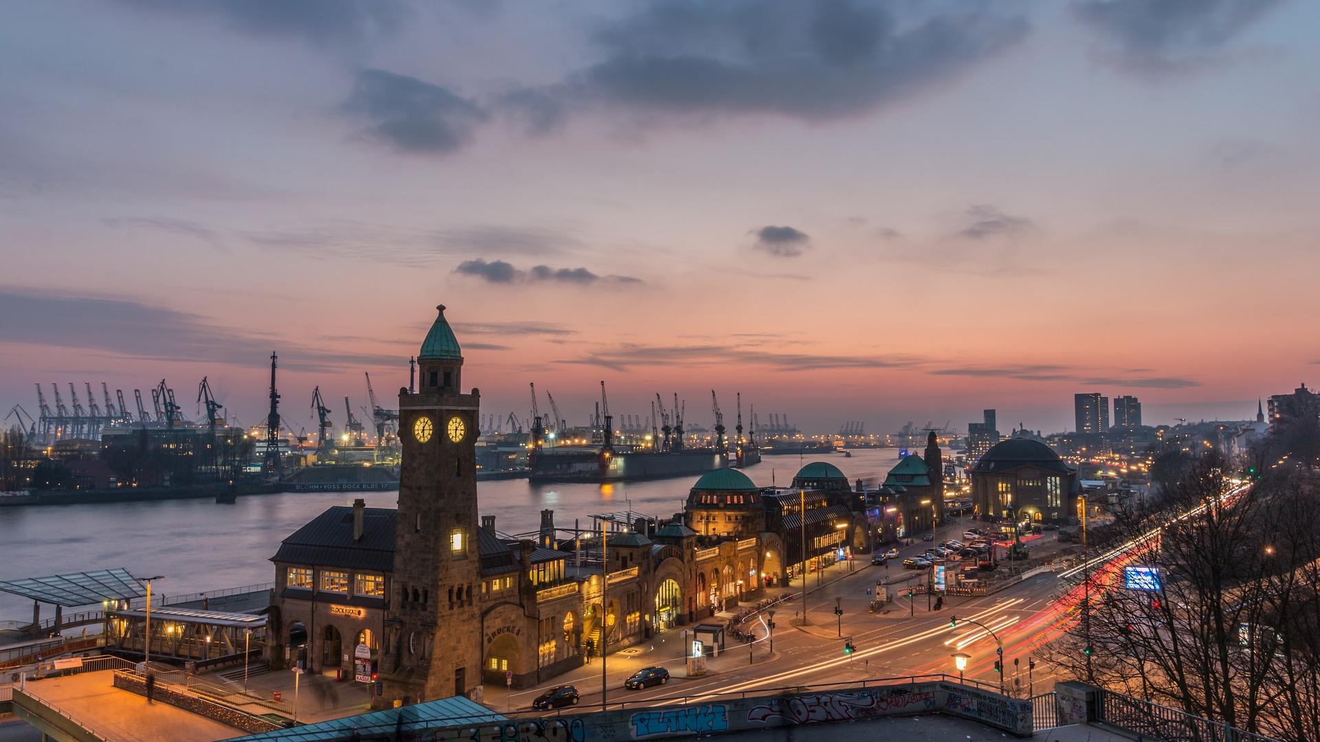 MR-Fahrt: Hamburg, meine Perle